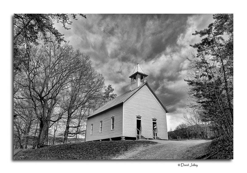 Methodist Church, Cades Cove