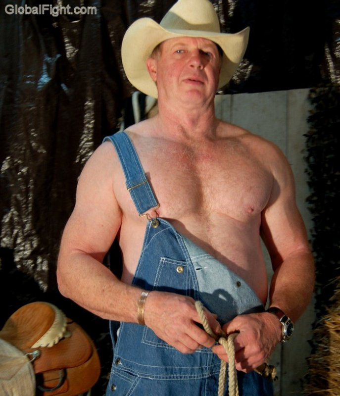 big tall handsome cowboy daddy wearing coveralls.jpeg