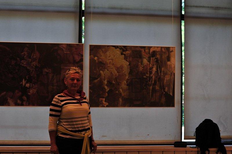 on the Dareks exhibition 2011