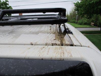 2010 Toyota FJ Cruiser Gobi Rack Issues