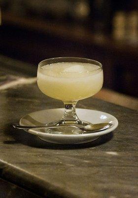 A granita di limone as requested