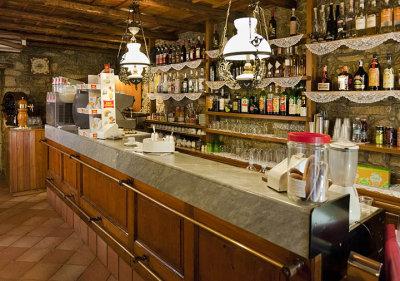At Caffe San Rocco