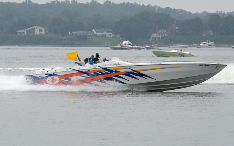 Pace Boat, One of Several