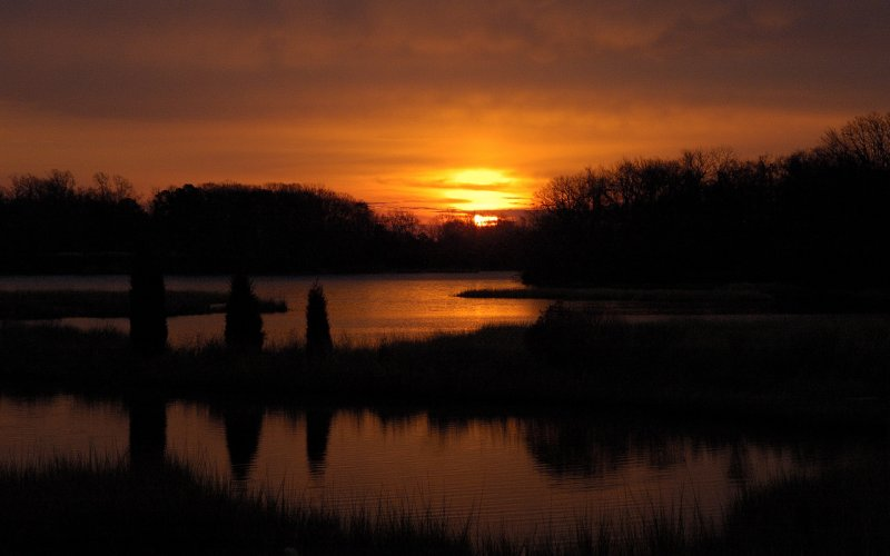 Patuxent Sunrise_001