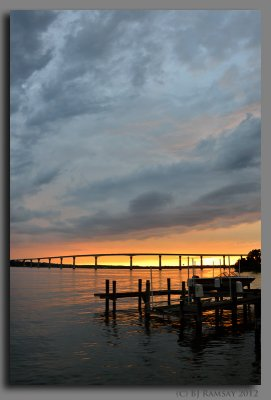 Solomans Island Sunset