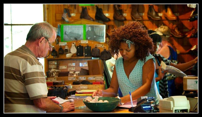 Leather Shoe Shop