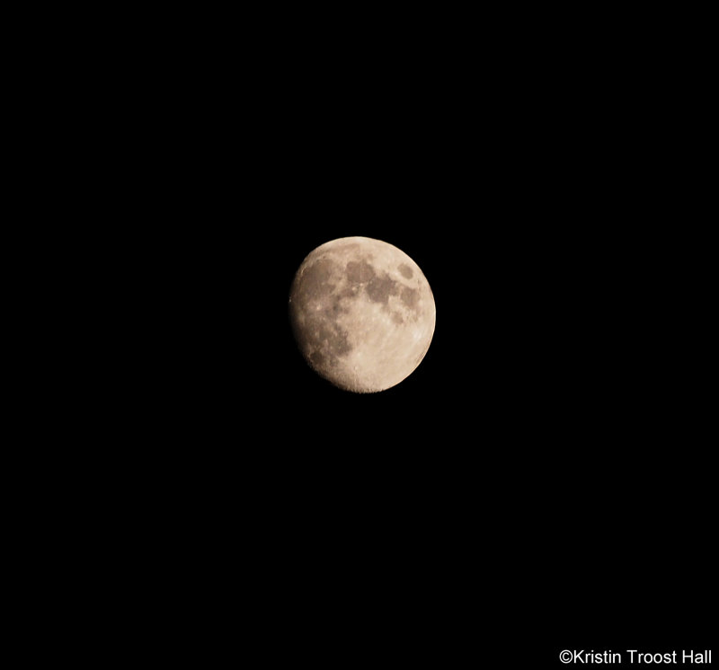 40-150 not great for moon shots