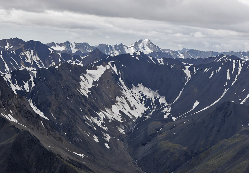Flying to Mount McKinley 2
