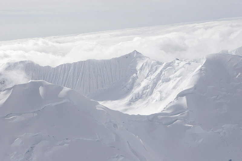 Flying to Mount McKinley 7
