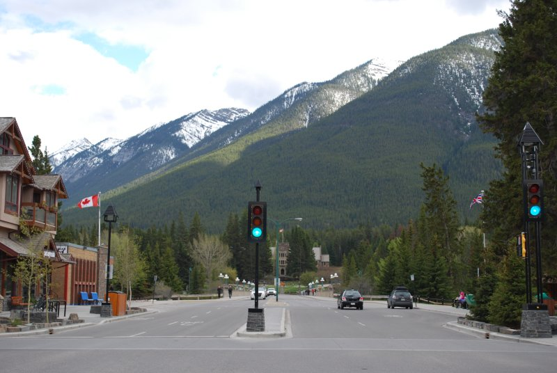 Sulphur Mt. and Bow Valley