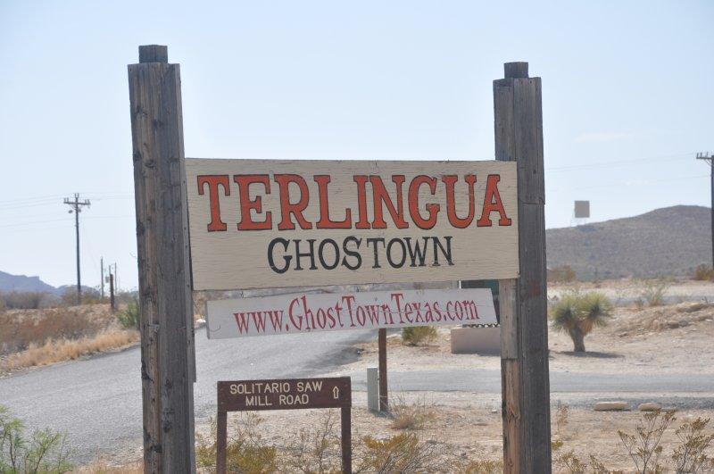 Terlingua Ghostown USA