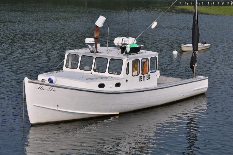 New England Lobster Boat