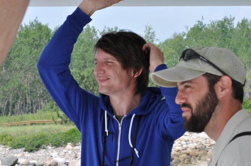 Derek Lovitch and Luke Tiller