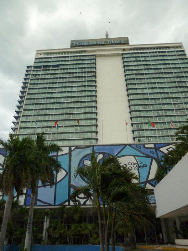 Habana Hilton-Libre - Castro HQ during the revolution