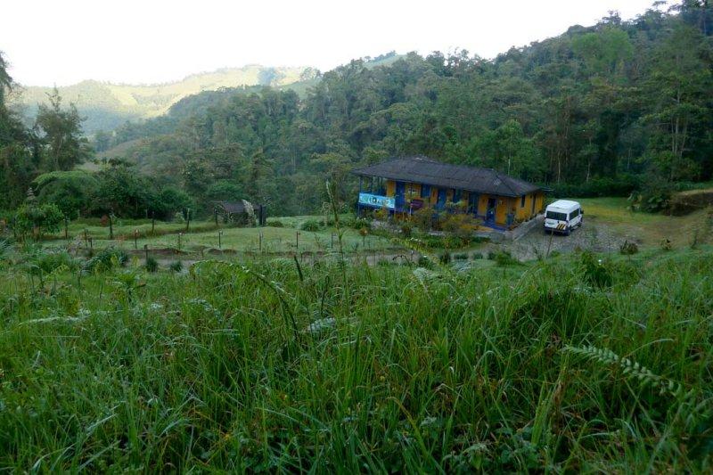 Rio Blanco Hummingbird House
