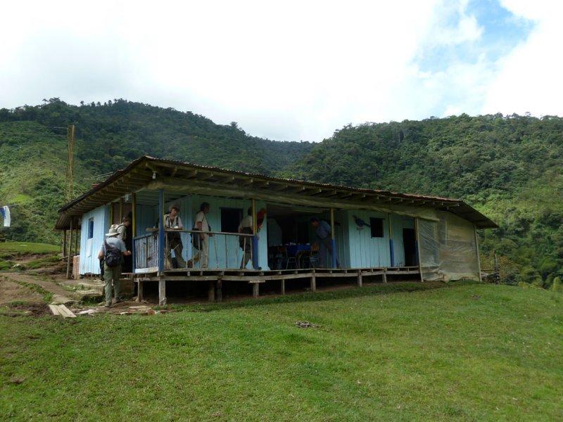 Leopoldinas lodge at Montezuma