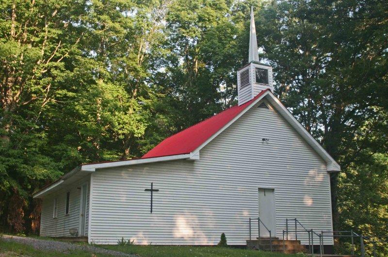 Cowger Methodist Church Rural WV Valley tb0711emr.jpg
