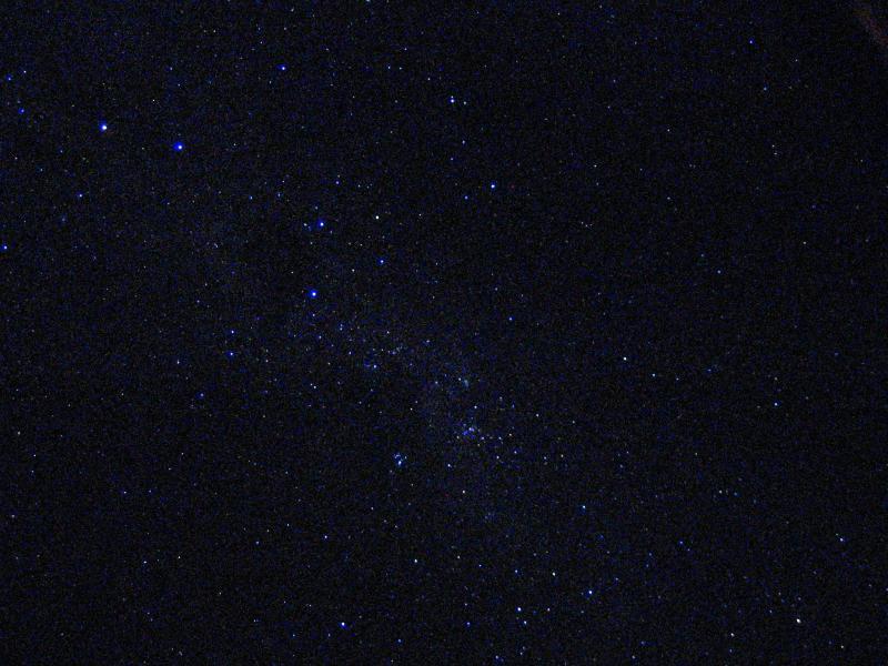 Las estrellas de Mamayuca