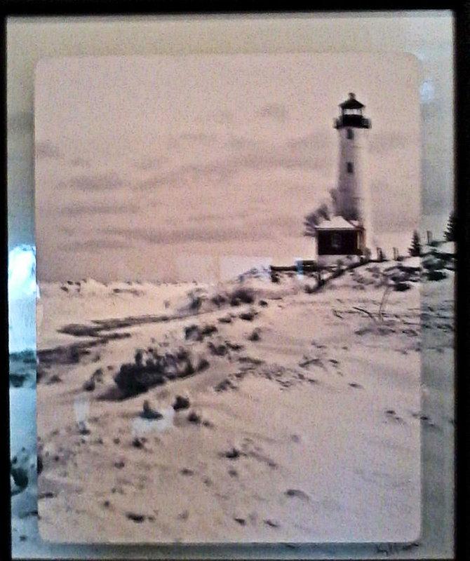 Crisp Point Light  290i Messer Sale 175 Rent 5 11x13 Photograph on metal.jpg