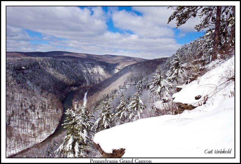 Pa. Grand Canyon aka Pine Creek Gorge