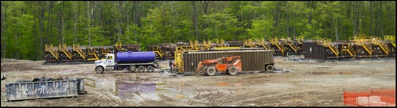 Seneca Resources site, Denton Hill