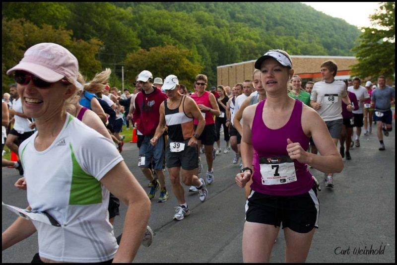 Marathon start 2