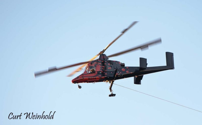Helicopter seismic testing