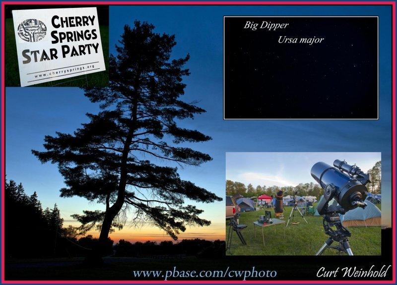 Cherry Springs Dark Sky Park