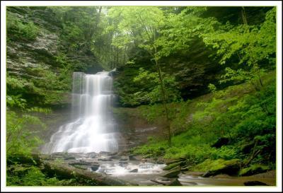 Amphitheatre Falls