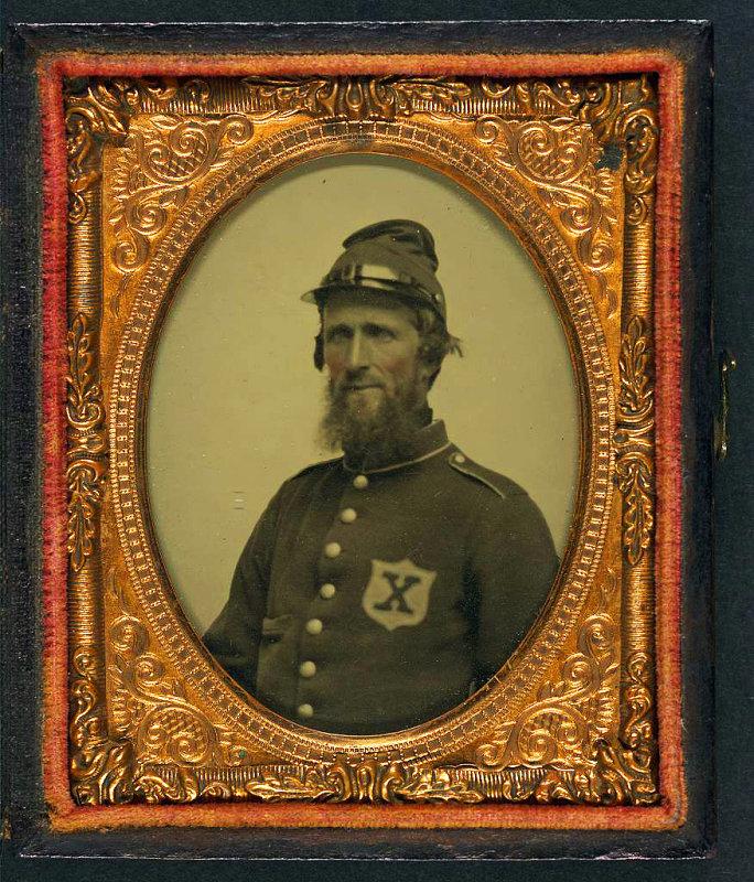 Unknown Union soldier