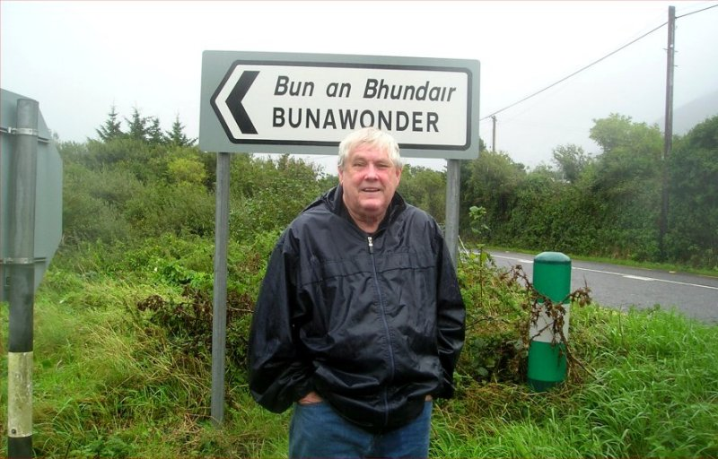 Terry at Bunawonder