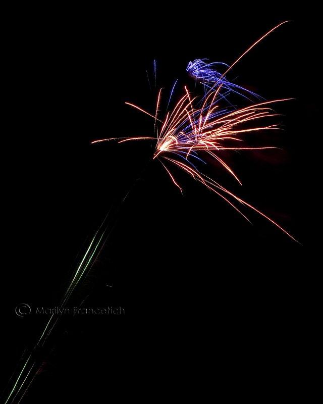 Home Fireworks 2