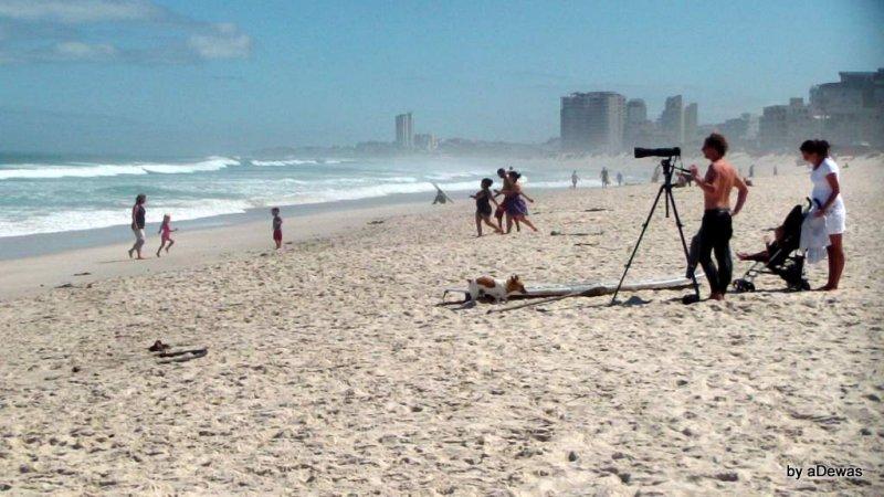 Blouberg Beach 1 Ton Cleanup