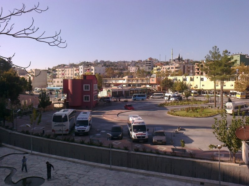 BUS STATION OF MUT