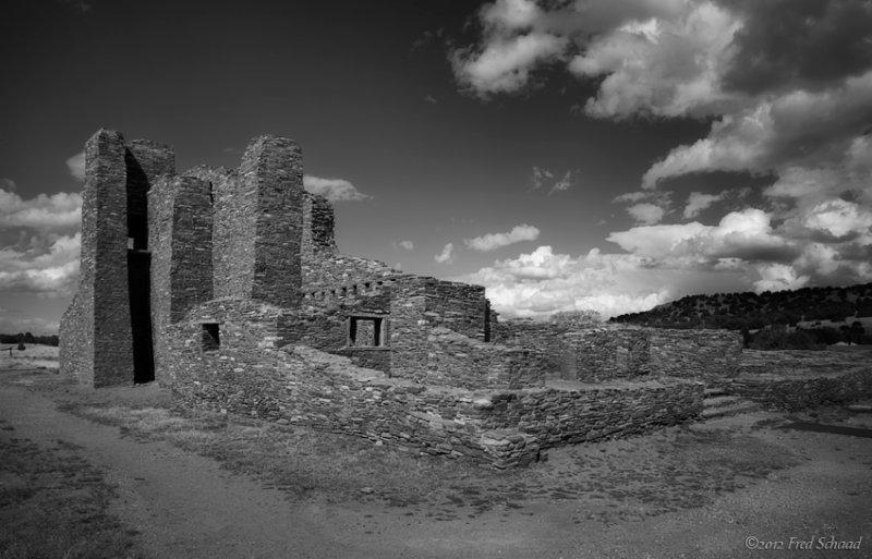 Abo Church Ruins