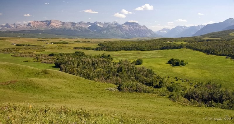 End of the Prairie