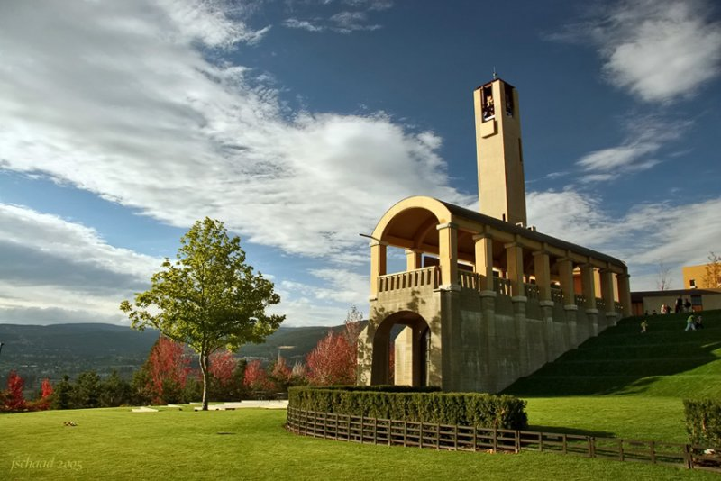 Winery of Mission Hill