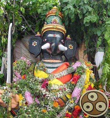 Skanda Sashti at Tiruchendur.