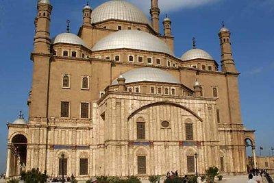 Mohamed Ali mosque in Cairo Citadel