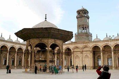 Mohamed Ali mosque Cairo
