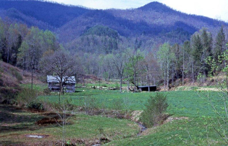 Cherokee County Scene (1972)