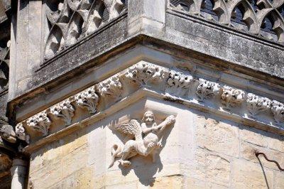 <strong>Nevers <br> Cathédrale Saint-Cyr-et-Sainte-Julitte</strong>