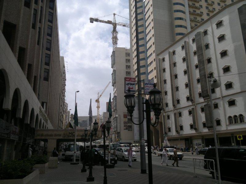 suasana Makkah