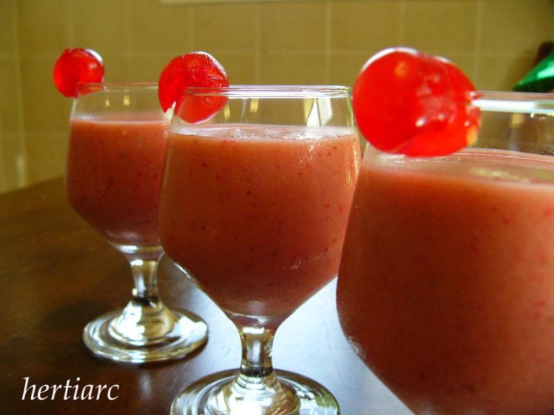 Strawberry Smoothy