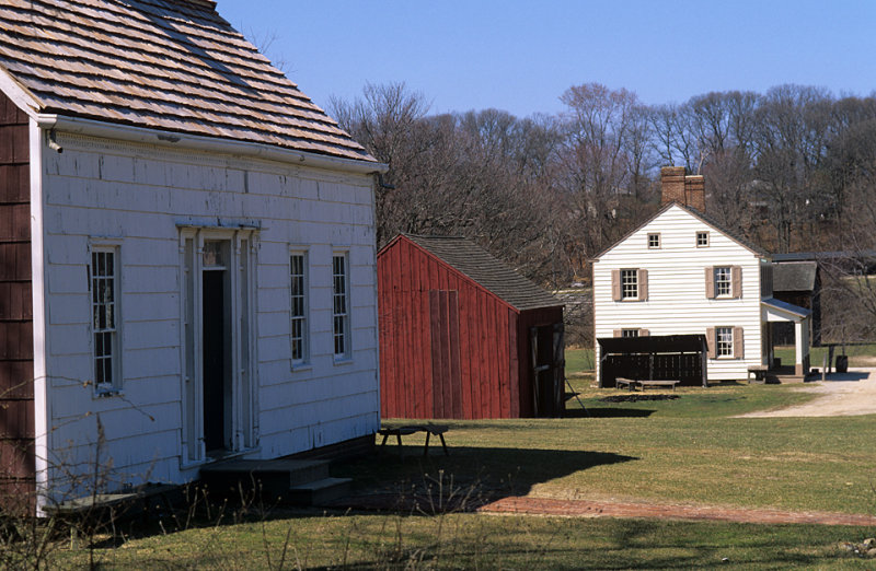 barns and the General Store