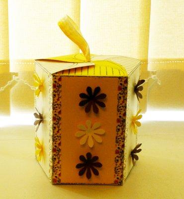 Five sided box