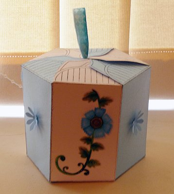 Decorated Treasure Boxes