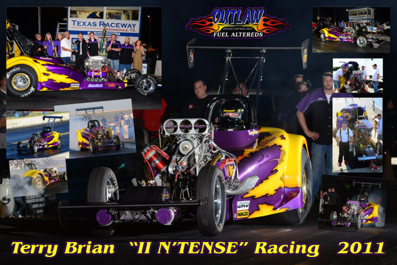Terry Brian OFAA 2011