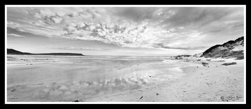 Noordhoek Beach Pano BW.jpg