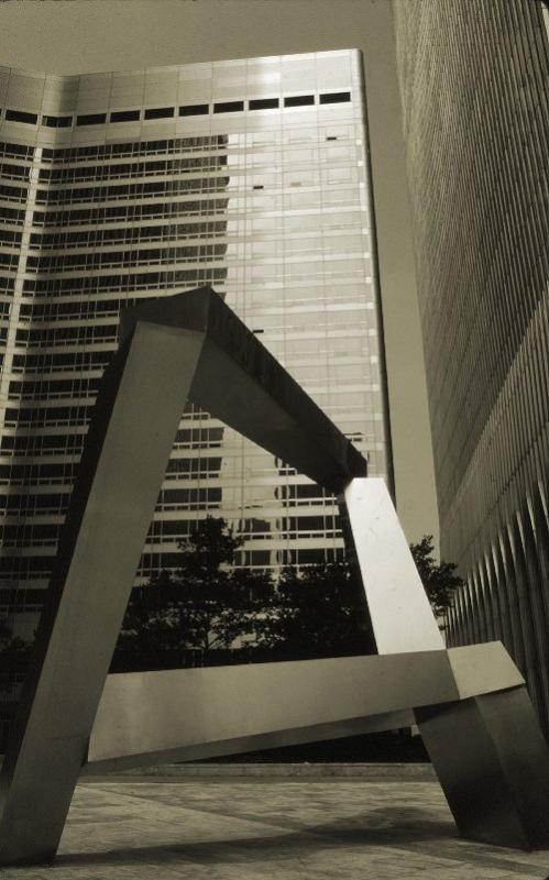 Offices and Sculpture